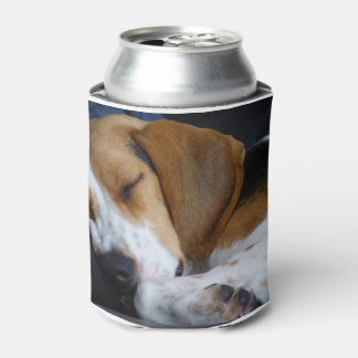 beagle sleeping.png can cooler