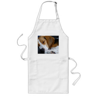 beagle sleeping.png long apron
