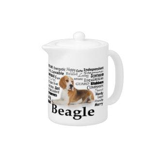 Beagle Traits Teapot