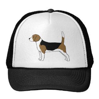 Beagle Trucker Hat