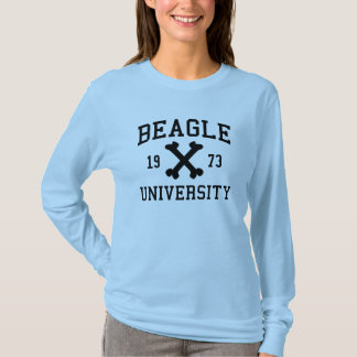 Beagle University T-Shirt