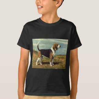 BEAGLE VINTAGE Kids T-Shirt