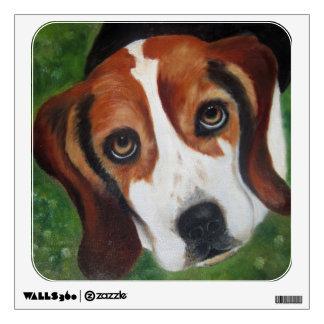 Beagle Wall Decal