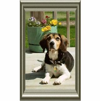 Beagles are Beautiful Statuette