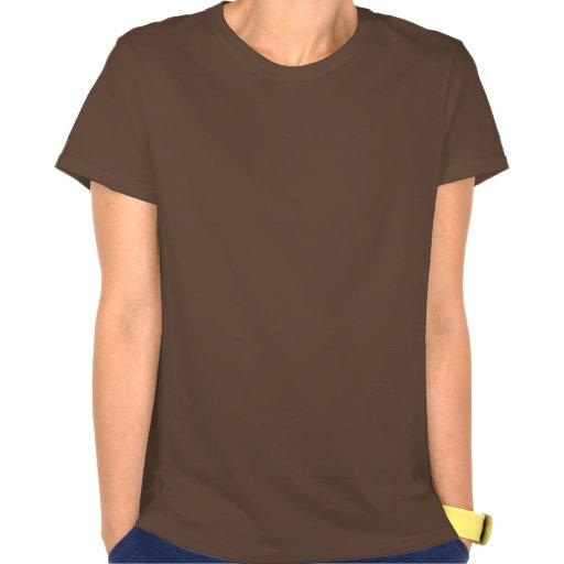 Beagles del amor de la paz camisetas
