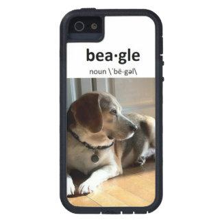 Beagles famosos: caso del iPhone 5/5S iPhone 5 Cobertura