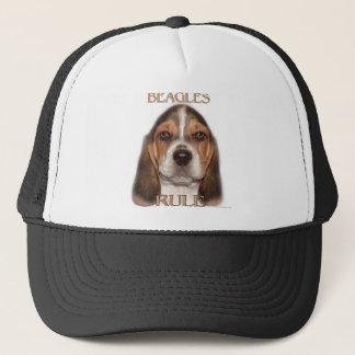 Beagles Rule! Trucker Hat