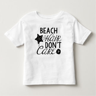 Beah Hair Don't Care Toddler T-shirt