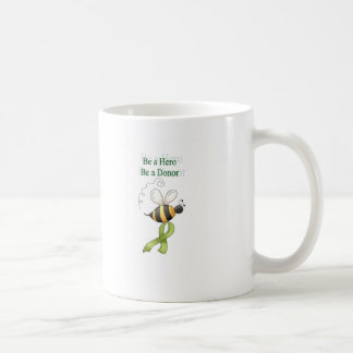 beahero coffee mug