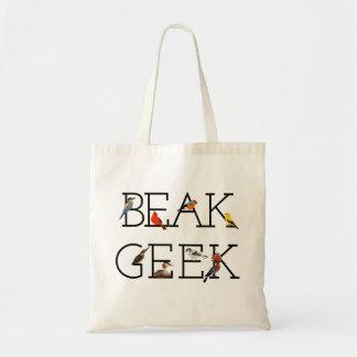 Beak Geek Tote Bag