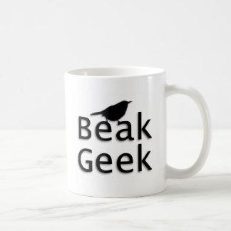 Beak Geek-- Wren Coffee Mug