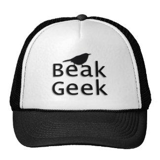 Beak Geek-- Wren Trucker Hat