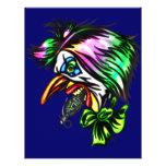Beak Nose Evil Clown Flyers