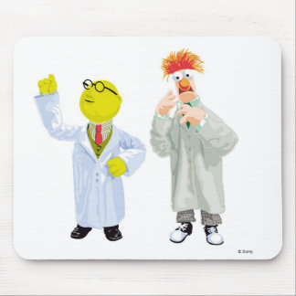 Beaker and Bunson Disney Mouse Pad