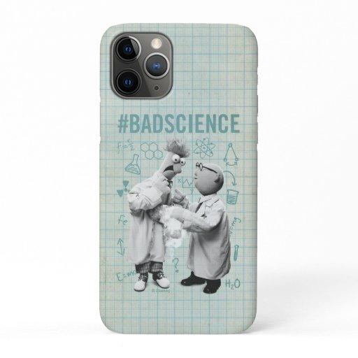 Beaker & Bunsen | #BadScience iPhone 11 Pro Case