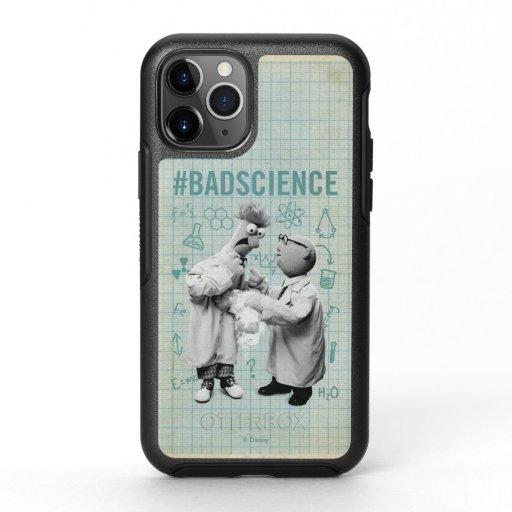Beaker & Bunsen | #BadScience OtterBox Symmetry iPhone 11 Pro Case