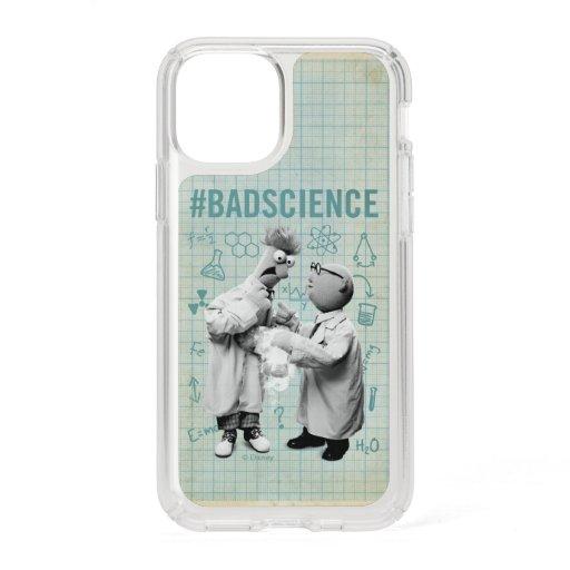Beaker & Bunsen | #BadScience Speck iPhone 11 Pro Case