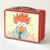 Beaker Metal Lunch Box