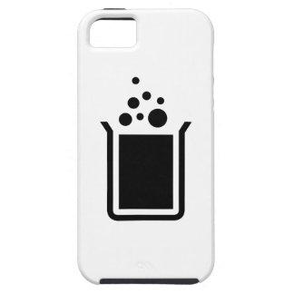 Beaker Pictogram iPhone 5 Case