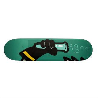 beaker skateboard deck