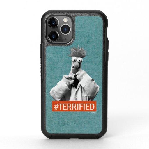 Beaker | #Terrified OtterBox Symmetry iPhone 11 Pro Case
