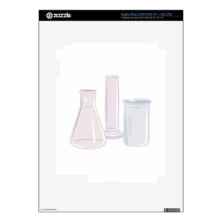 Beakers Skins For iPad 3