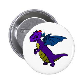 Beaky Pinback Button