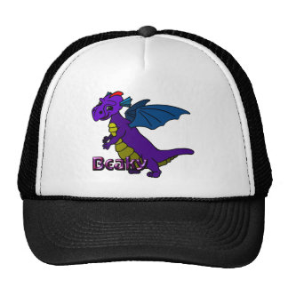 Beaky (with name) trucker hat