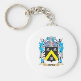 Beale Coat of Arms Key Chains