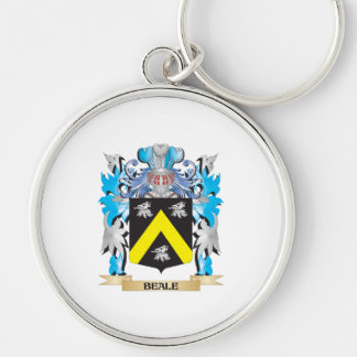 Beale Coat of Arms Keychain