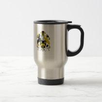 Beale Family Crest Mug