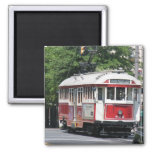 Beale n Blues Series 2 Inch Square Magnet