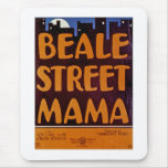 Beale Street Mama Mouse Pads