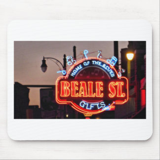 Beale Street Mouse Pad