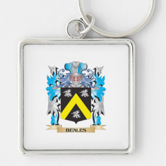 Beales Coat of Arms Key Chains