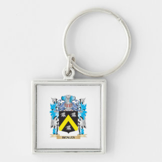Beales Coat of Arms Keychains