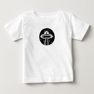 Beam Me Up Alien Baby T-Shirt