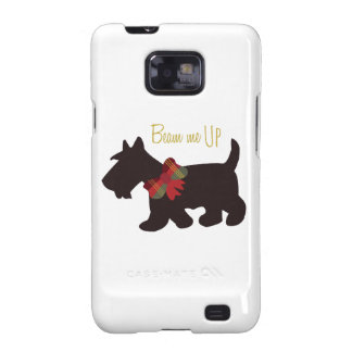 Beam Me Up Galaxy SII Cases