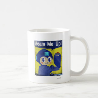 Beam Me Up! Coffee Mug