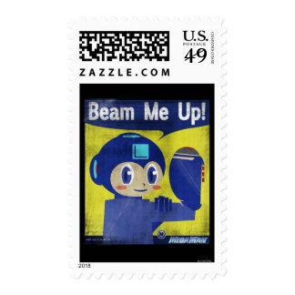 Beam Me Up! Postage