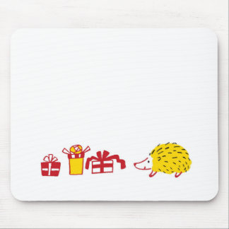 Beam mouse mouse pad