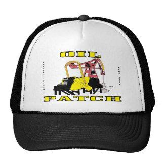 Beam Pump,Oil Field,Hat,Gift,Oil Field Gift,Rigs Trucker Hat
