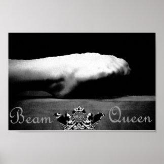Beam Queen Poster