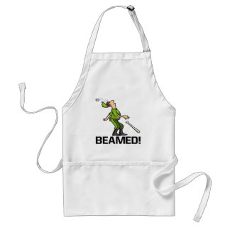 Beamed Adult Apron