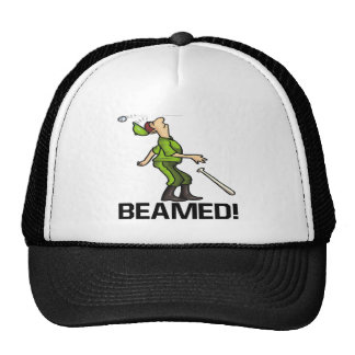 Beamed Trucker Hat