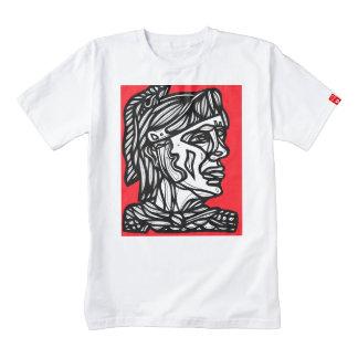 Beaming Okay Wonderful Giving Zazzle HEART T-Shirt