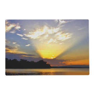Beaming Sunset Placemat