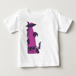 beaming up cow purple baby T-Shirt
