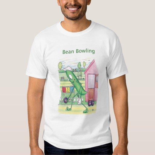 Bean Bowling Tshirt