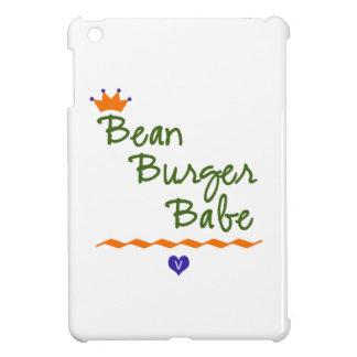 Bean Burger Babe iPad Mini Case